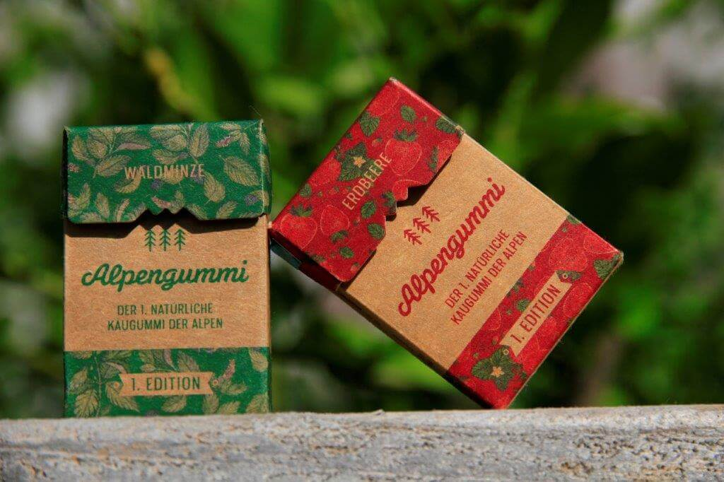 Blog Post Our packaging: Natural wrapping for a natural chewing gum