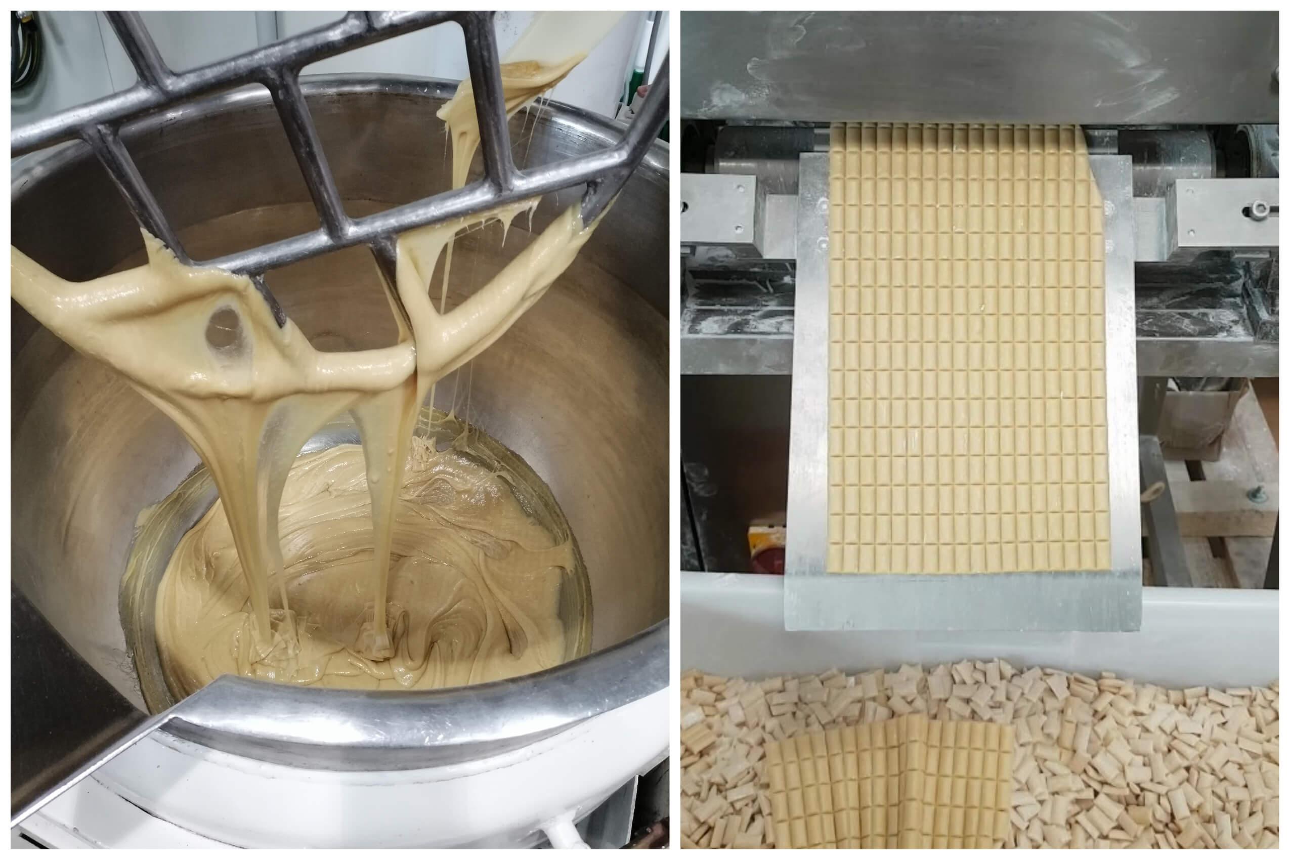 Blog Post Kaugummiproduktion – Von der Hand zur Maschine